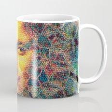 Mona Lisa Mosaic Mug