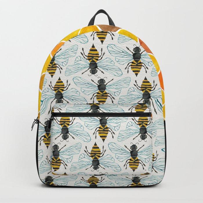 Honey Bee Rucksack