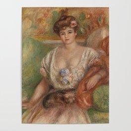 Portrait of Misia Sert Poster