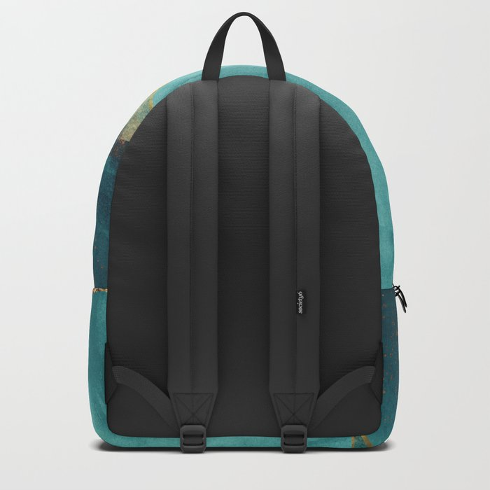 Light Beneath Backpack