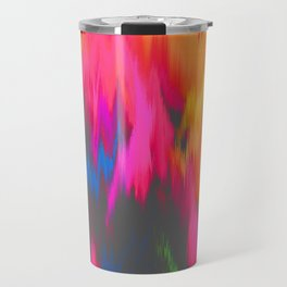Rainbow Sweat Travel Mug