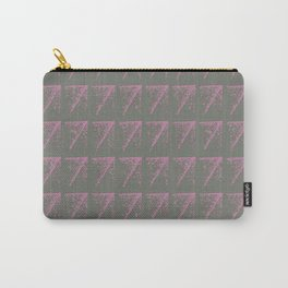 Pink Fuzz Carry-All Pouch
