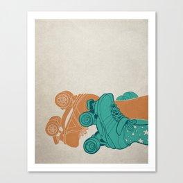 Skate Sex Canvas Print