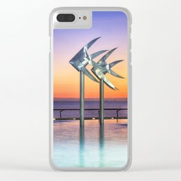 The Colours of Cairns Clear iPhone Case