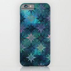 Bohemian Night Skye - Green iPhone 6s Slim Case