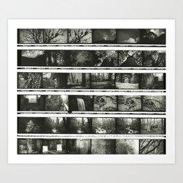 35mm Film Art Print