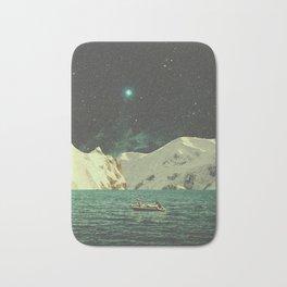 Floated with Nebula Bath Mat