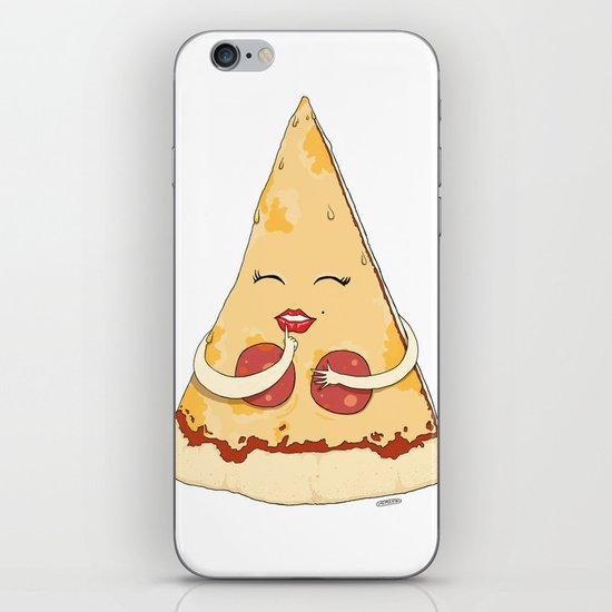Sexy Pizza iPhone & iPod Skin