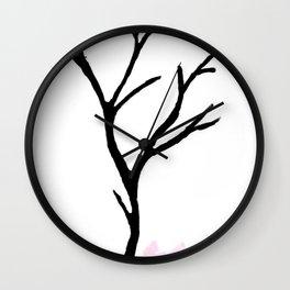 Lifeless tree... Wall Clock