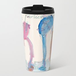 All the parties are over Travel Mug