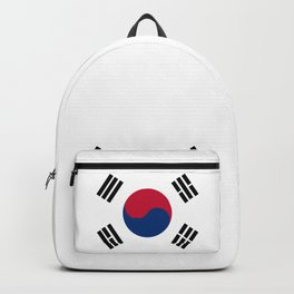 South Korean Flag Backpack