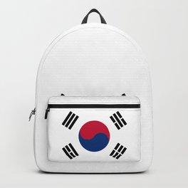 South Korean Flag Backpack