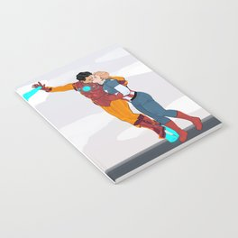 The Kiss n Fly Notebook
