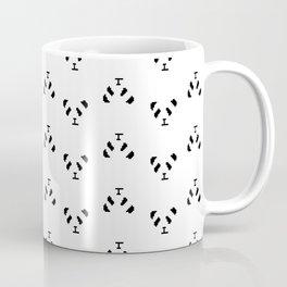 Pixel Panda Coffee Mug