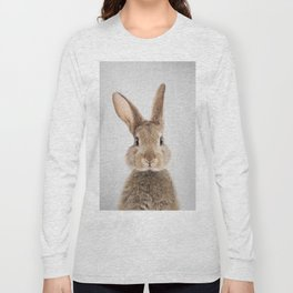 Rabbit - Colorful Long Sleeve T-shirt