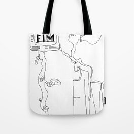 FIM FOR KNOWLEDGE Tote Bag