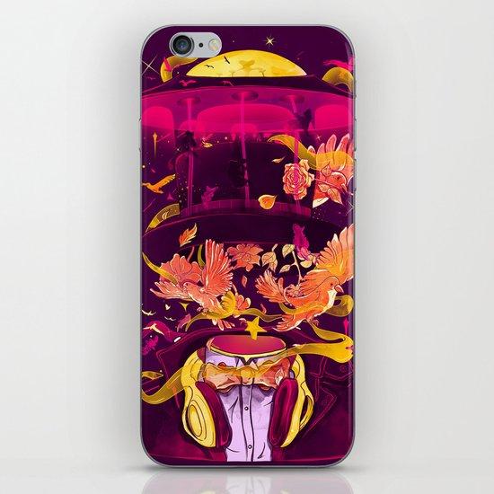 Magic Tricks iPhone & iPod Skin