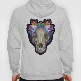 Wolf Skull Hoody