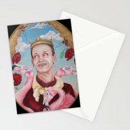 King John Stationery Cards