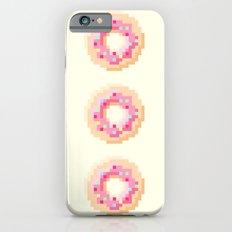 Pixel Donut Slim Case iPhone 6s
