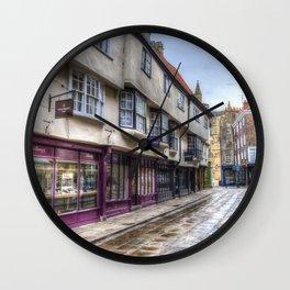 The Shambles York Wall Clock