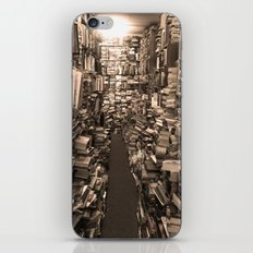 Book Store iPhone & iPod Skin