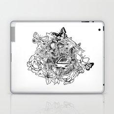 Cars in the Wild (3D papercut) Laptop & iPad Skin