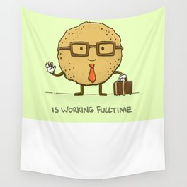 Fulltime Cookie Wall Tapestry