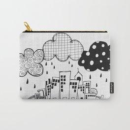 Rainy City Carry-All Pouch
