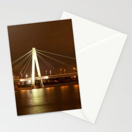 Cologne at Night Stationery Cards