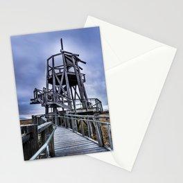 Observation Tower - Great Salt Lake Shorelands Preserve - Utah Stationery Cards