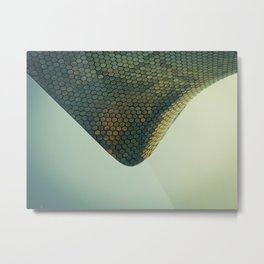 The great curve Metal Print