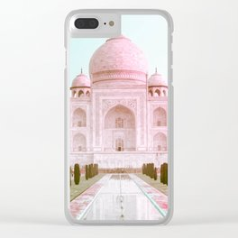 Elegantly Magnificent Clear iPhone Case