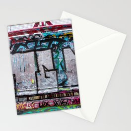 Making Your Mark on the Williamsburg Bridge Stationery Cards