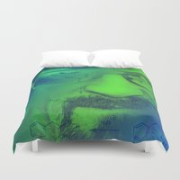 breaking Duvet Covers featuring Breaking Bad by Scar Design