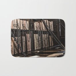 Book Bound Bath Mat
