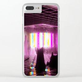 KERFUFFLE Clear iPhone Case