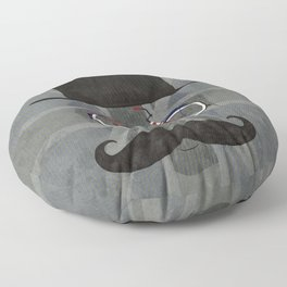 Bicycle Head Floor Pillow