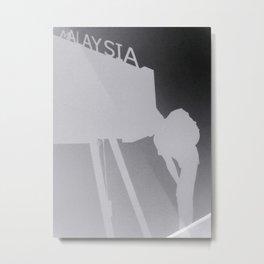 Malayisa Metal Print