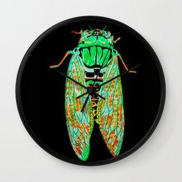 Cicada (Inverted) Wall Clock