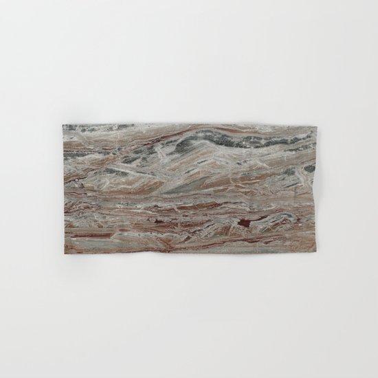 Arabescato-Orobico Fine Marble Hand & Bath Towel