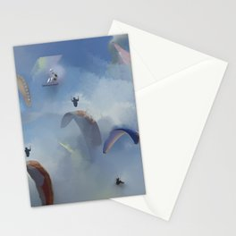 Dream Gliding Stationery Cards