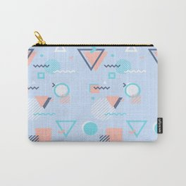 Fashion Geometric Art Pattern Design Carry-All Pouch