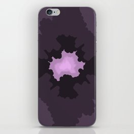 Crystallization iPhone Skin