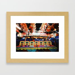 CONEY Framed Art Print