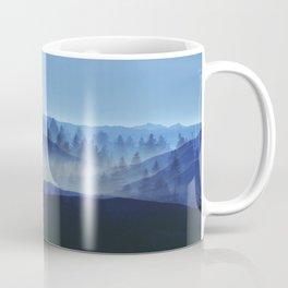 Woods Glory PQ Coffee Mug