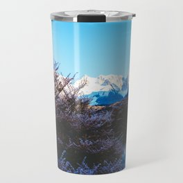 Hiking to Laguna Torre, Patagonia, Argentina Travel Mug