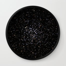 Messier 37 Wall Clock