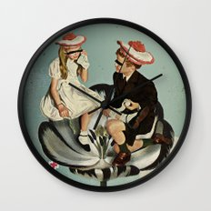 Home Nursing Wall Clock