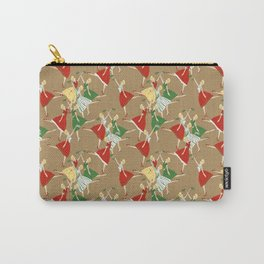 Vintage girls Carry-All Pouch